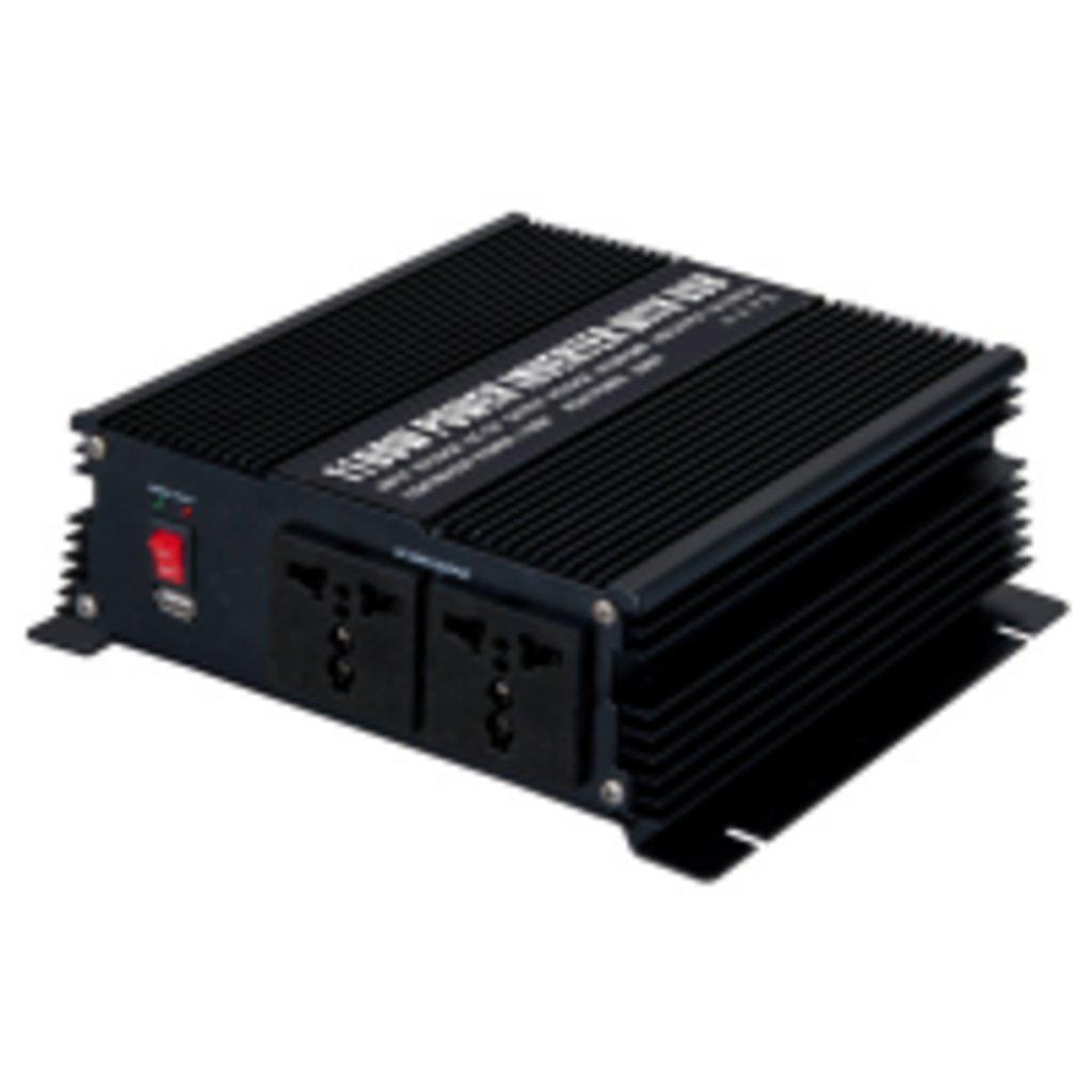 Автономные инверторы: Инвертор E-Power MSW 1000Вт в Горизонт