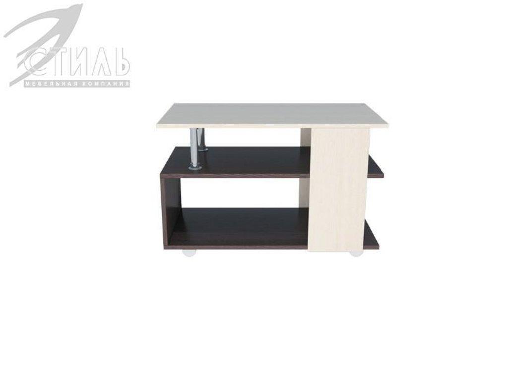 Столы журнальные: Журнальный стол №6 в Диван Плюс