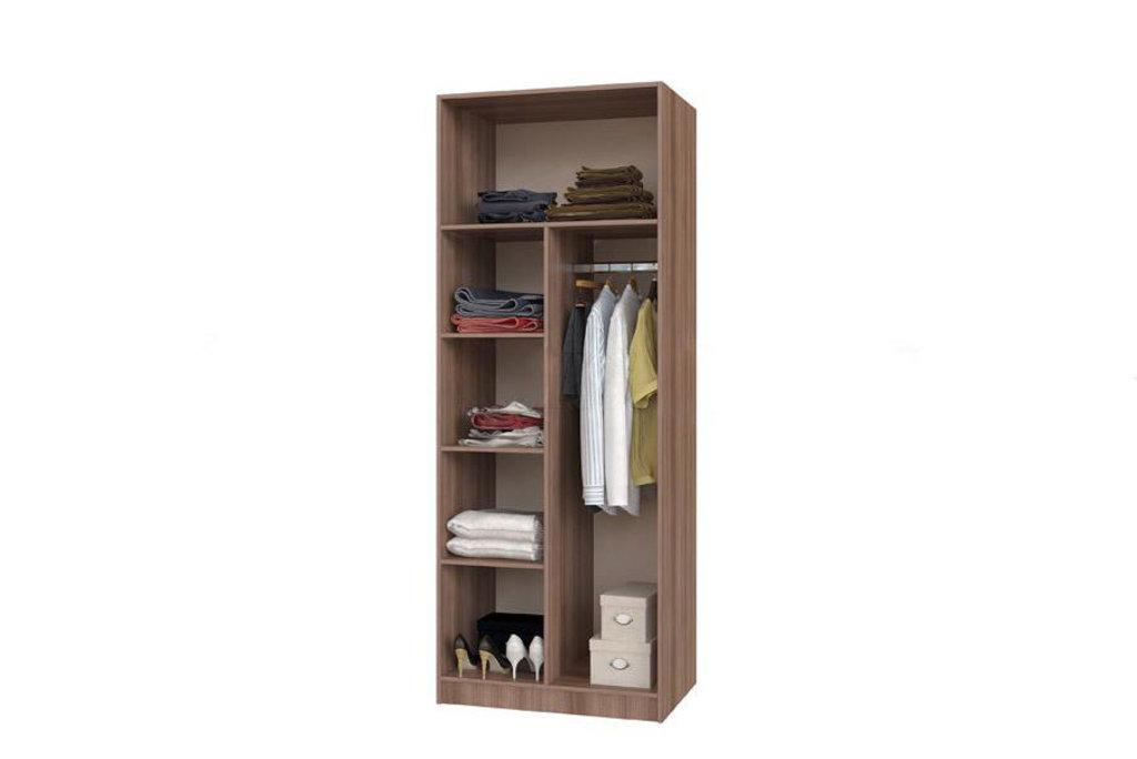 Шкафы: Шкаф 2-х створчатый с перегородкой в Vesa