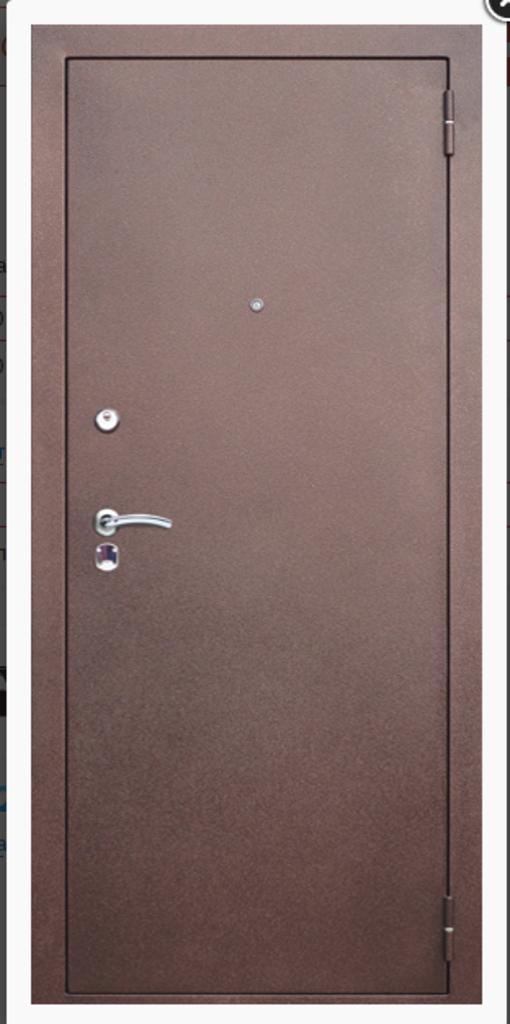 Двери Бункер: Входная дверь. Фабрика Бункер. Модель ФЛ-31 в Двери в Тюмени, межкомнатные двери, входные двери