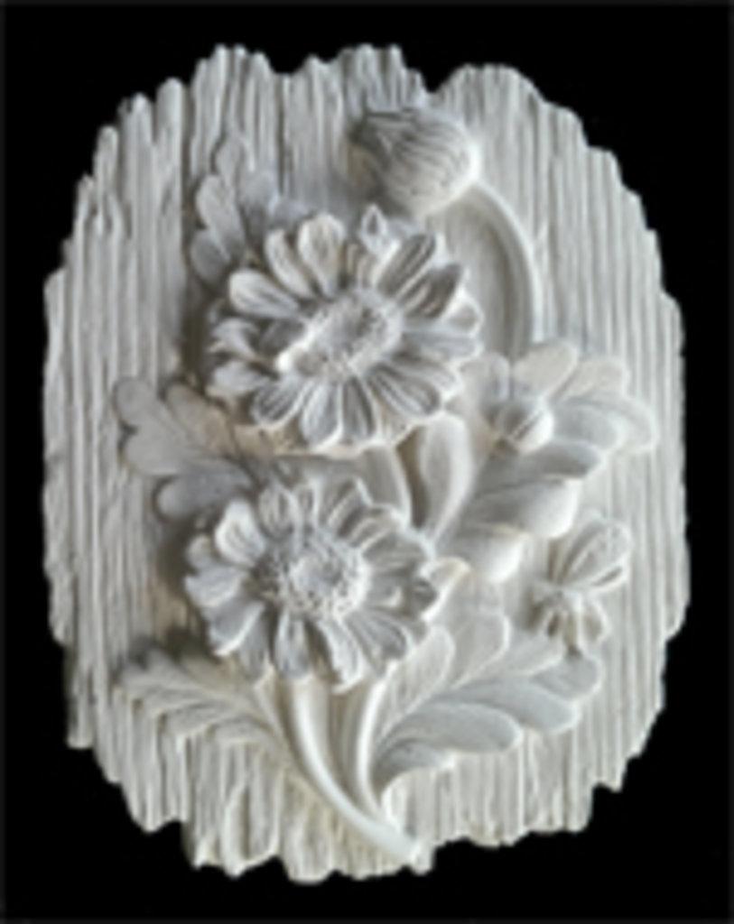 Гипсы: Основа для росписи  Гербера в Шедевр, художественный салон