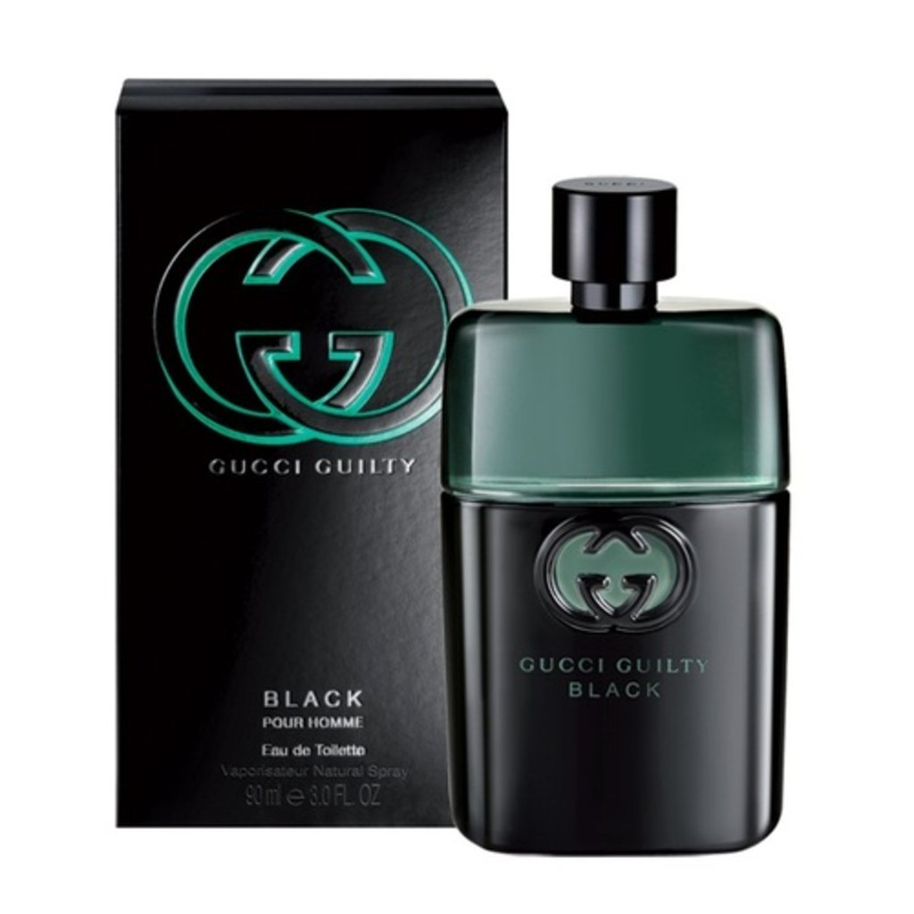 Gucci (Гуччи): Gucci Guilty Black Pour Homme 100ml в Мой флакон