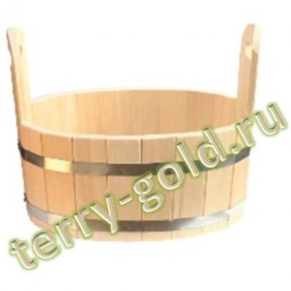 Бондарные изделия: Ушат овальный большой в Terry-Gold (Терри-Голд), погонажные изделия