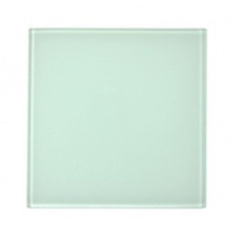 Коврики для мыши и подставки под стакан: Костер стеклянный 10х10 см квадрат в NeoPlastic