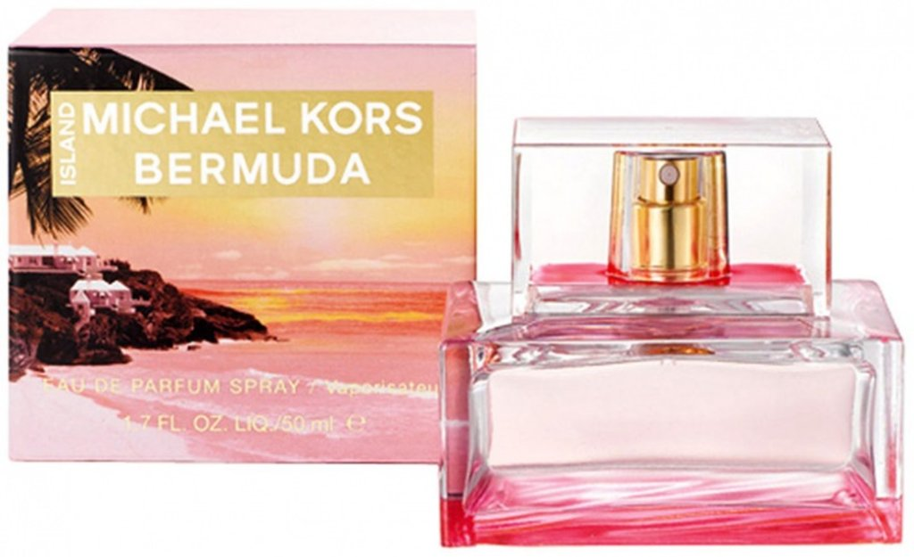 Michael Kors: Парфюмерная вода Michael Kors Island Bermuda edp ж 50 ml ТЕСТЕР в Элит-парфюм