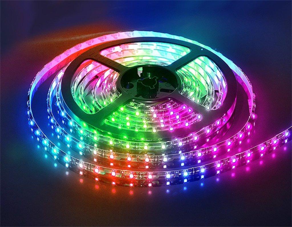 Светотехника, светильники: Светодиодная лента в Светодиодные технологии, ООО