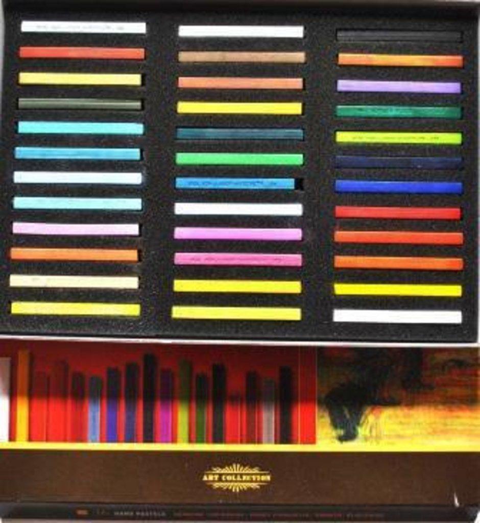 """Пастель: Набор масляной твердой пастели для художника, """"Gioconda"""" 36 цвета  KOH-I-NOOR в Шедевр, художественный салон"""
