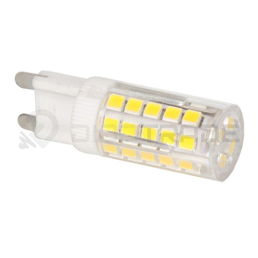 Цоколь G9: Светодиодная лампа LED DIODTRADE G9-PLP 6W 4000K в СВЕТОВОД