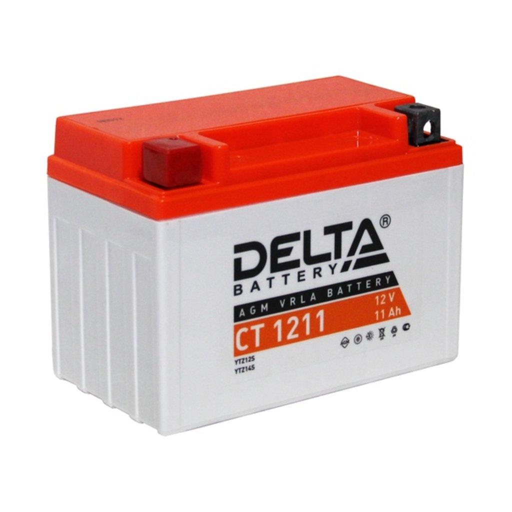 Delta: DELTA CT 1211 в БазаАКБ