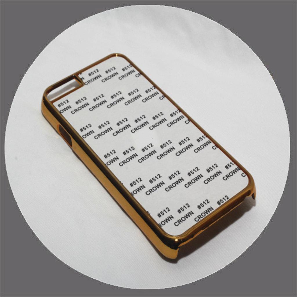 Apple: Чехол для IPhone 6 и 6Plus Металлизированный Золото в NeoPlastic