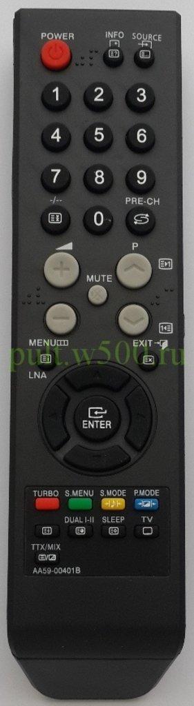 SAMSUNG: Пульт SAMSUNG AA59-00401B, AA59-00399A (TV) SG в A-Центр Пульты ДУ