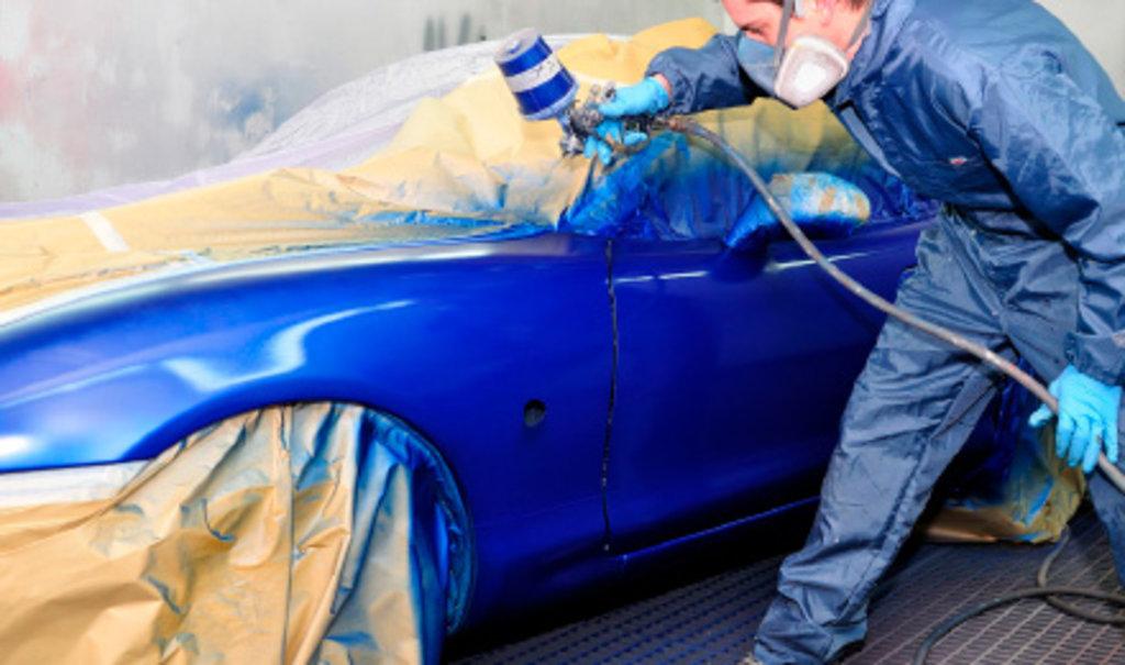 Авто-услуги: Малярный цех в Авторитет