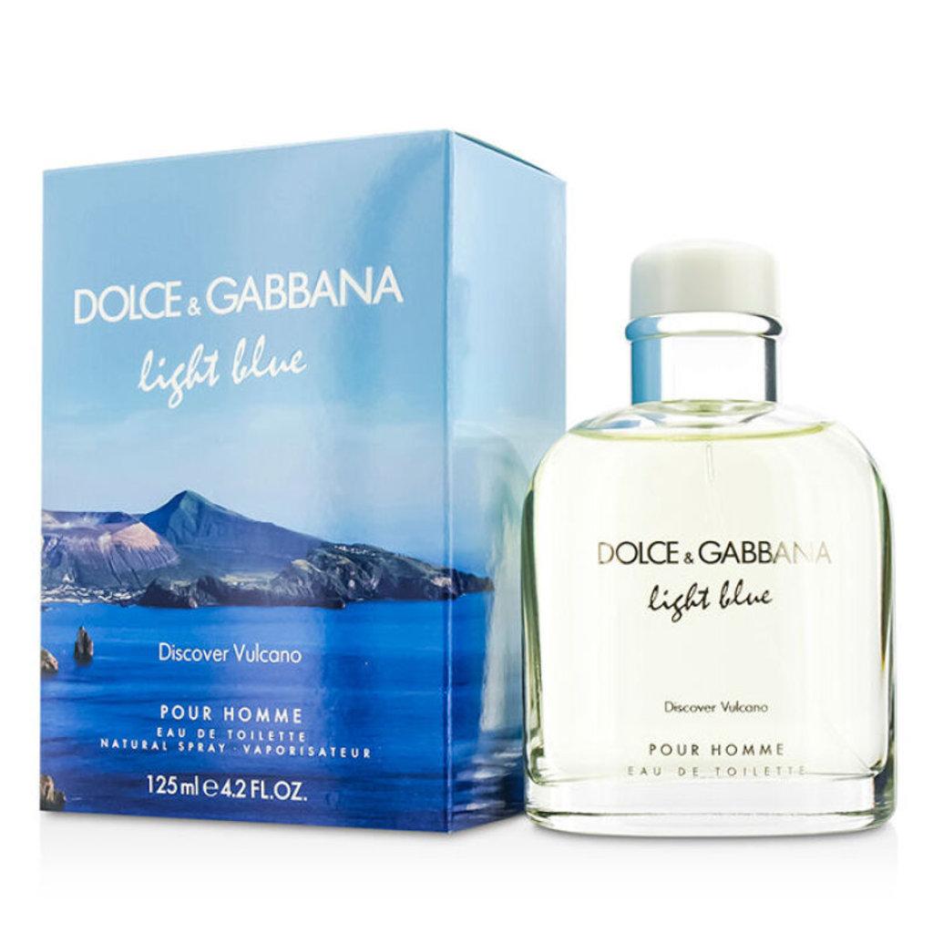 Dolce&Gabbana (Дольче и Габбана): Dolce & Gabbana Light Blue Discover Vulcano Pour Homme 125ml в Мой флакон