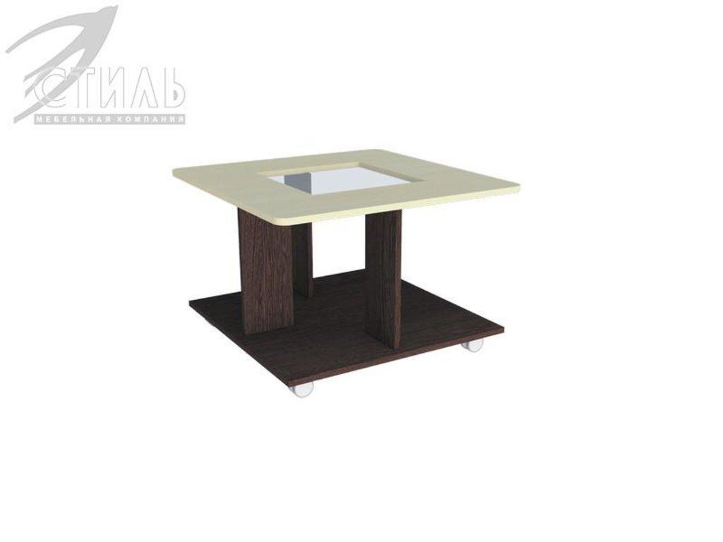 Столы журнальные: Журнальный стол №4 в Диван Плюс