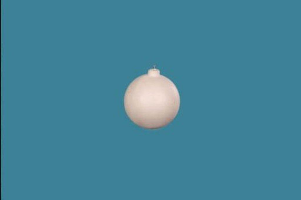 Пенопласт: Шар без подвеса D-8 пенопласт в Шедевр, художественный салон