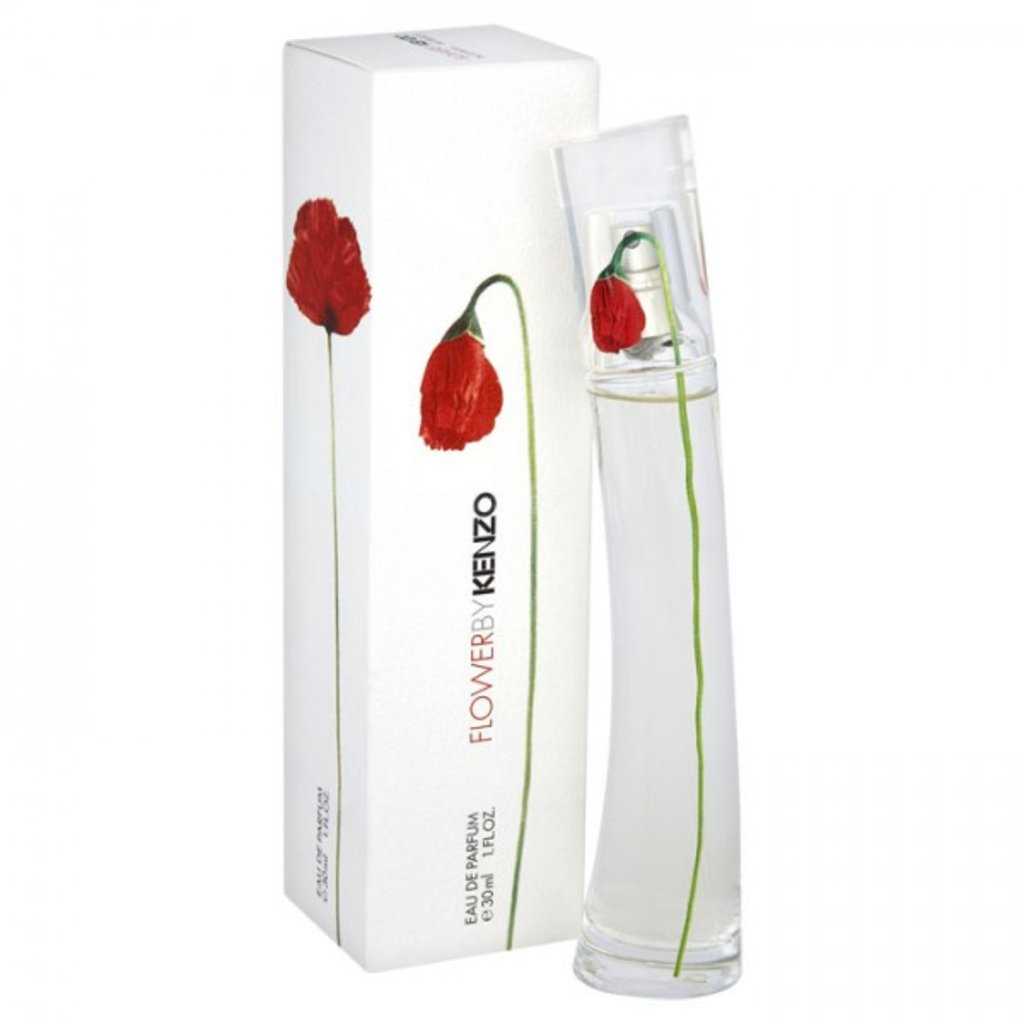 Женская парфюмерная вода Kenzo: Парфюмерная вода Kenzo Flower edp ж 30 | 50ml в Элит-парфюм