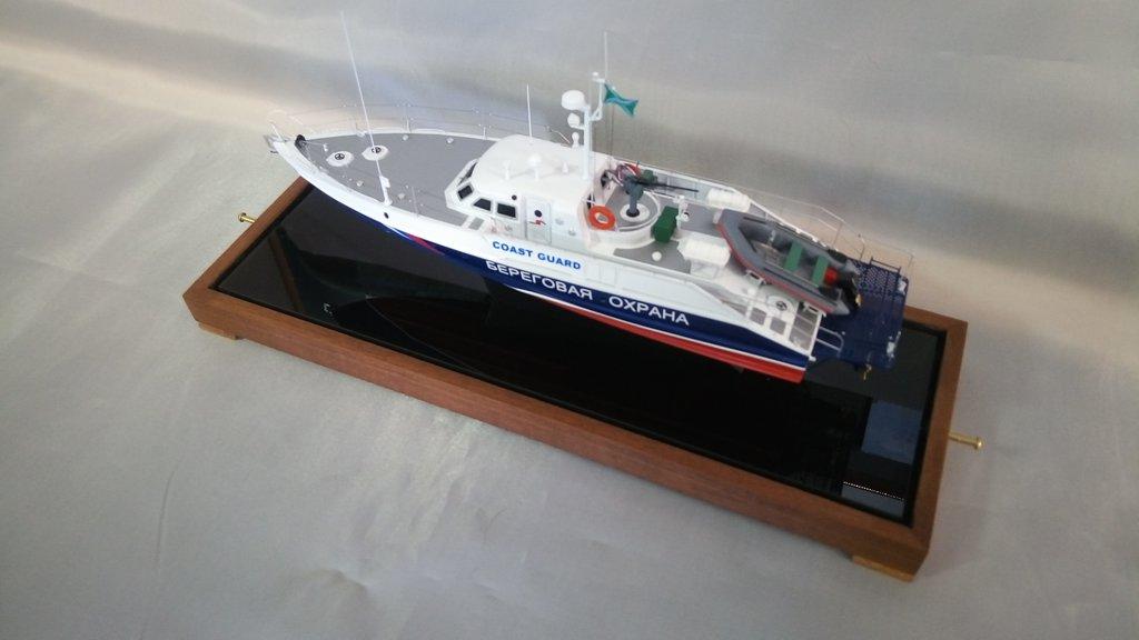 """Модели кораблей: Патрульный катер проекта 12150 """"Мангуст"""" в Модели кораблей"""