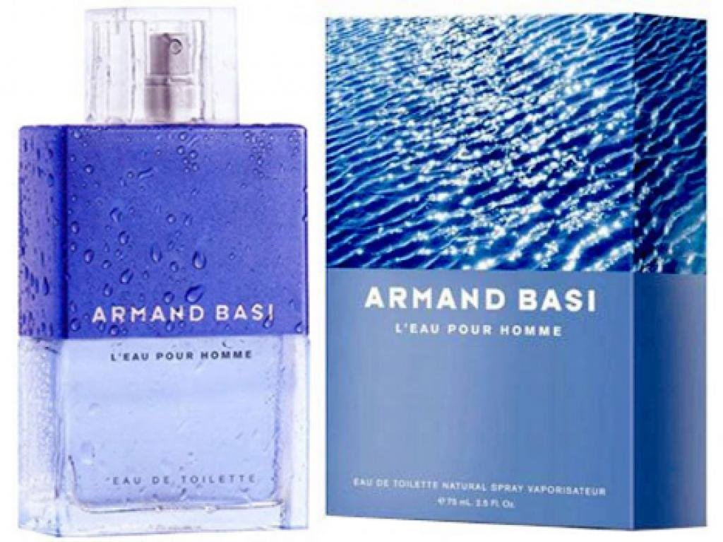 Armand Basi (Арманд Баси): Armand Basi L'Eau Pour Homme 100ml в Мой флакон