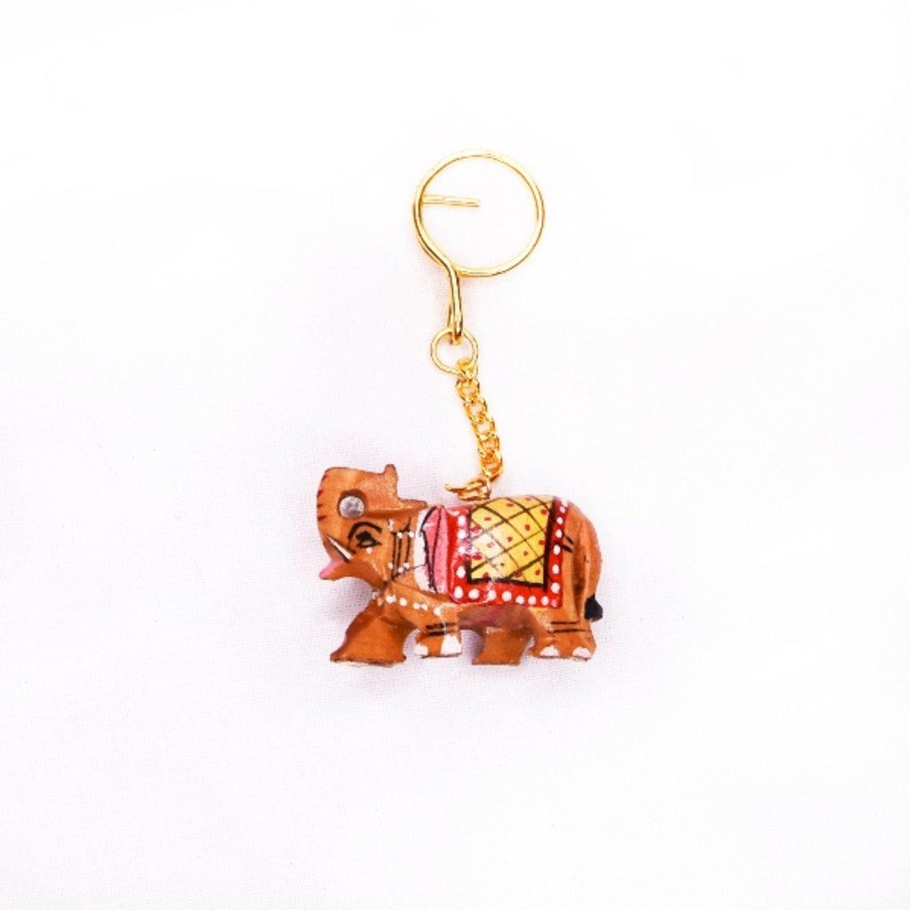 """Брелоки: Брелок """"Слон"""" в Шамбала, индийская лавка"""