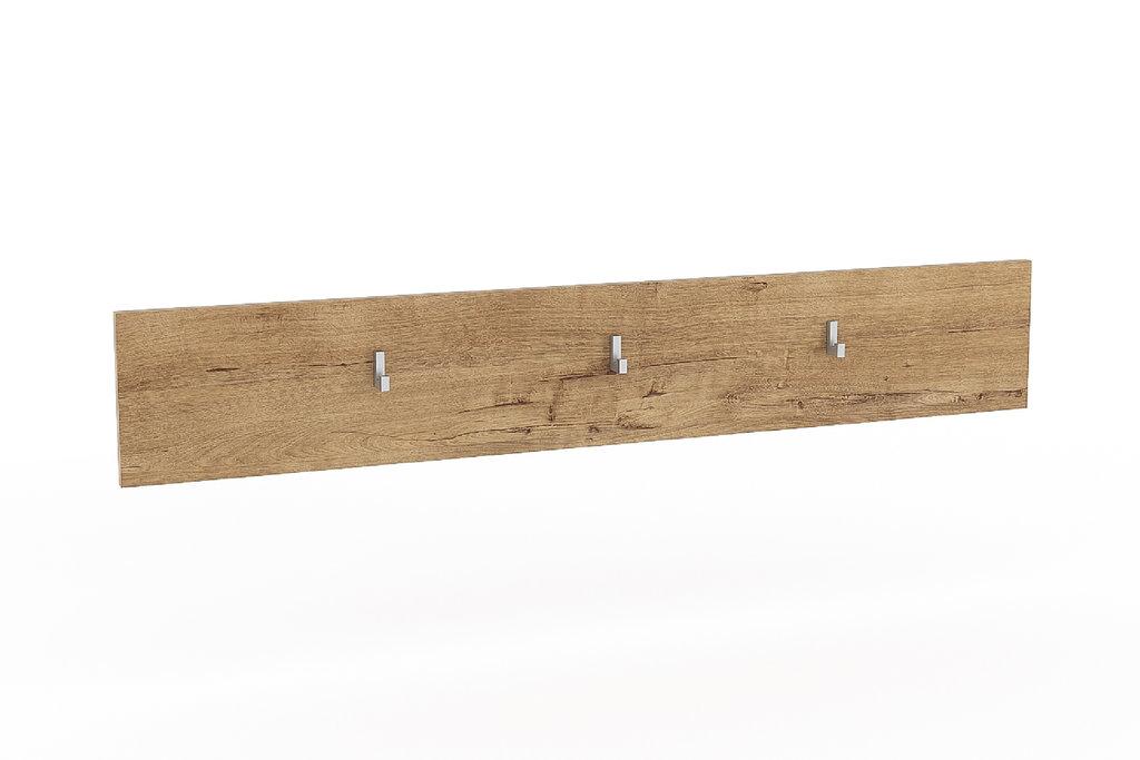 Мебель для прихожих, общее: Вешалка LIVORNO НМ 013.35-01 в Стильная мебель