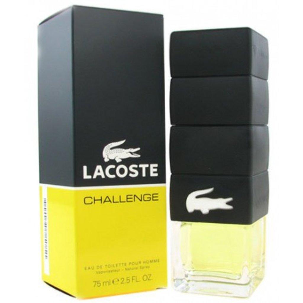 Lacoste (Лакост): Lacoste Challenge ( Лакосте Челлендж) edt 100ml в Мой флакон