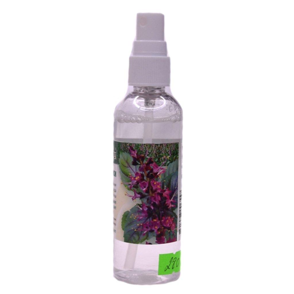 Средства для лица и тела: Натуральная цветочная вода - Тулси (Herbals Aasha) в Шамбала, индийская лавка
