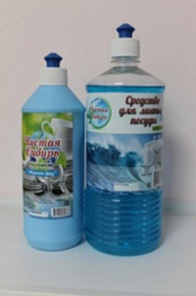 Средства для мытья посуды: Зеленое яблоко 1 л в Чистая Сибирь