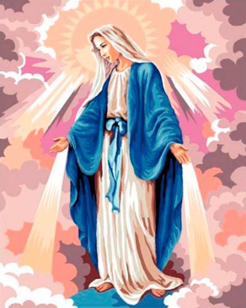 Живопись по номерам: Картина по номерам Paintboy 40*50 Дева Мария GX24085 в Шедевр, художественный салон