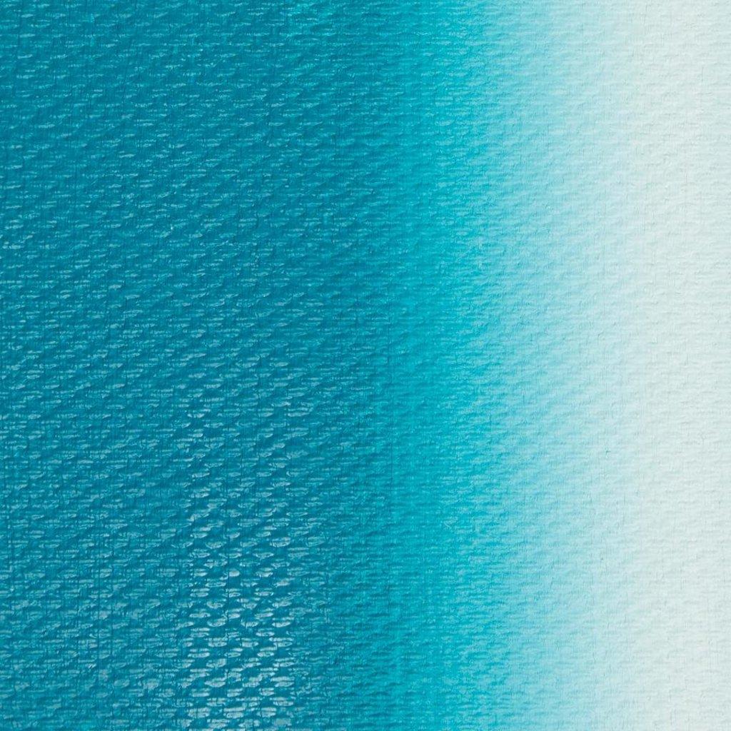 "МАСТЕР-КЛАСС: Краска масляная ""МАСТЕР-КЛАСС"" бирюзовая 46мл в Шедевр, художественный салон"