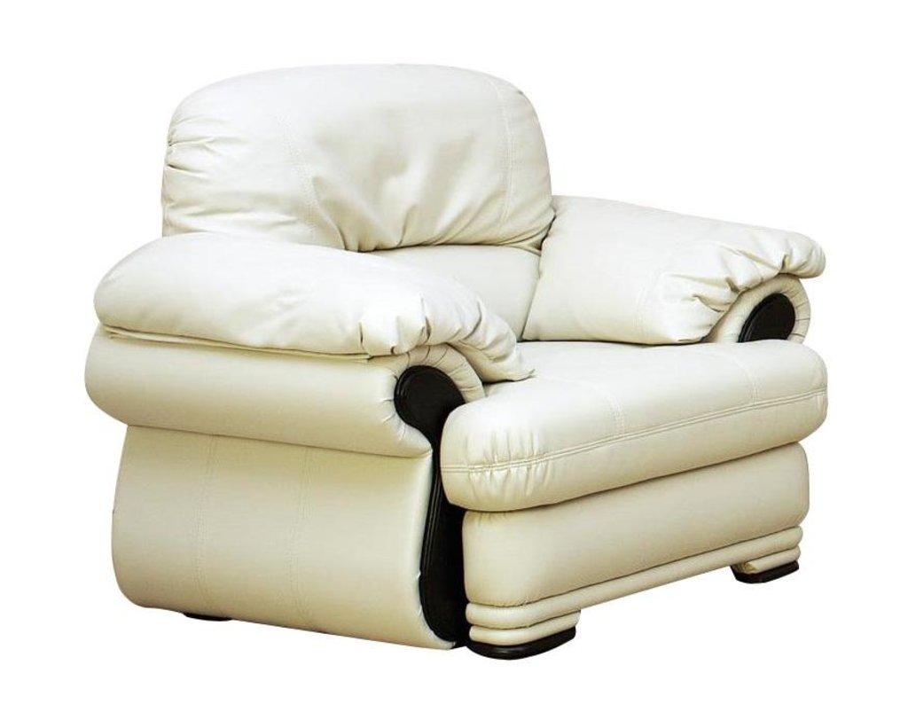 Диваны и мягкие кресла: Кресло Мадрид с ящиком для белья в Стильная мебель