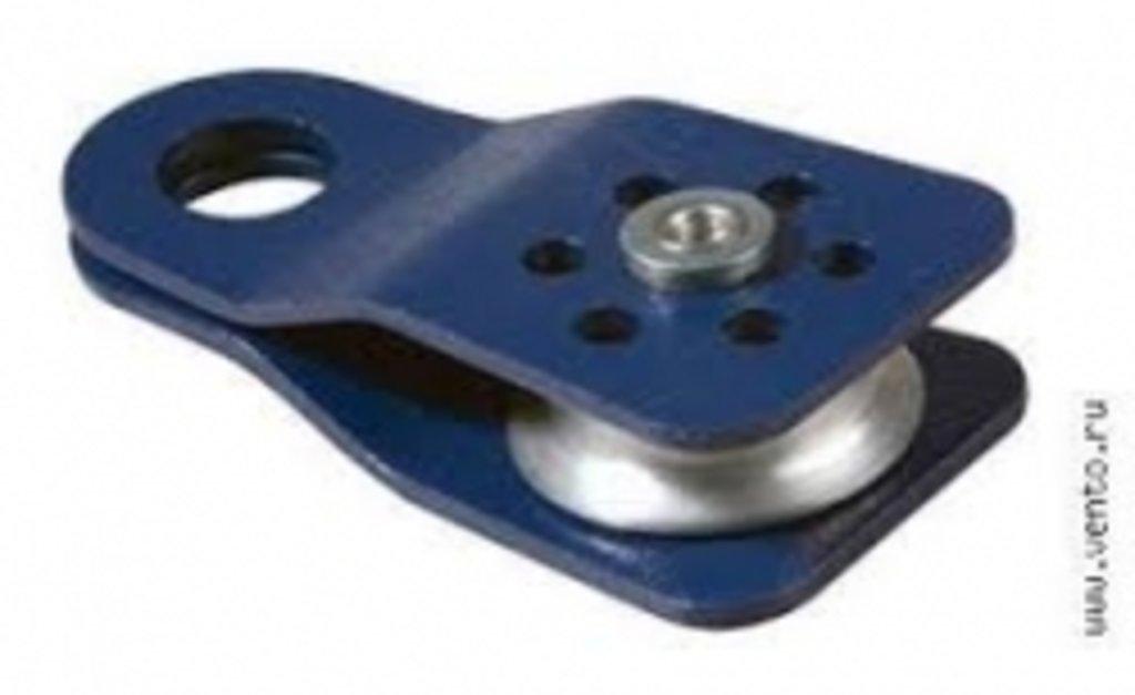 Другие производители: Блок-ролик Одинарный «Стандарт» с подшипником сталь в Турин