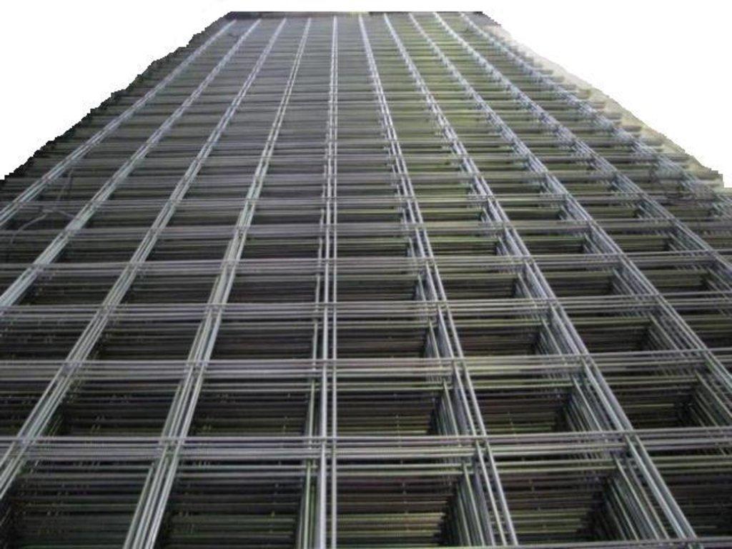 Металлоизделия строительного назначения, общее: Сетка кладочная (4) ячейка 150*150мм, Размеры:100*200см в 100 пудов