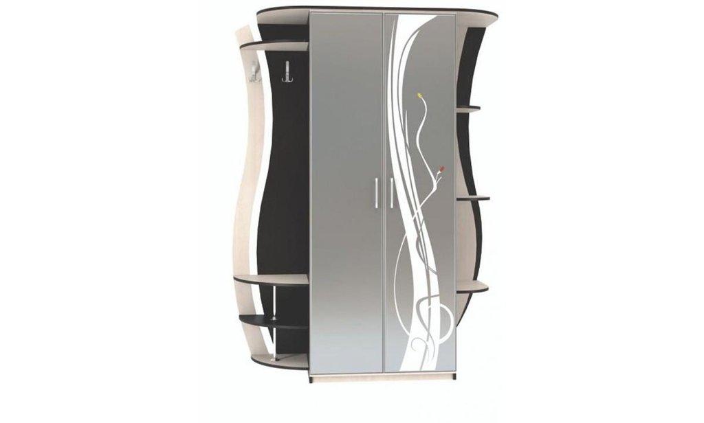 Прихожие: Шкаф комбинированный Симфони-2 в Уютный дом