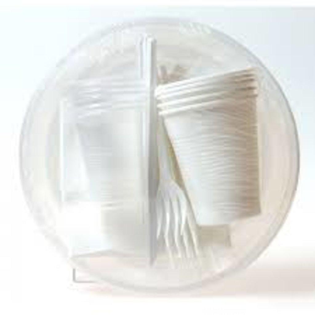 Барные принадлежности: Одноразовая посуда в ассортименте в ХимМаркет, склад бытовой химии и хозинвентаря