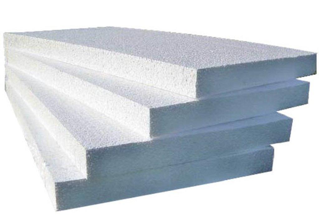 Пенопласт теплоизоляционный: Пенопласт М15 50мм (100х200см) - цена за лист в 100 пудов
