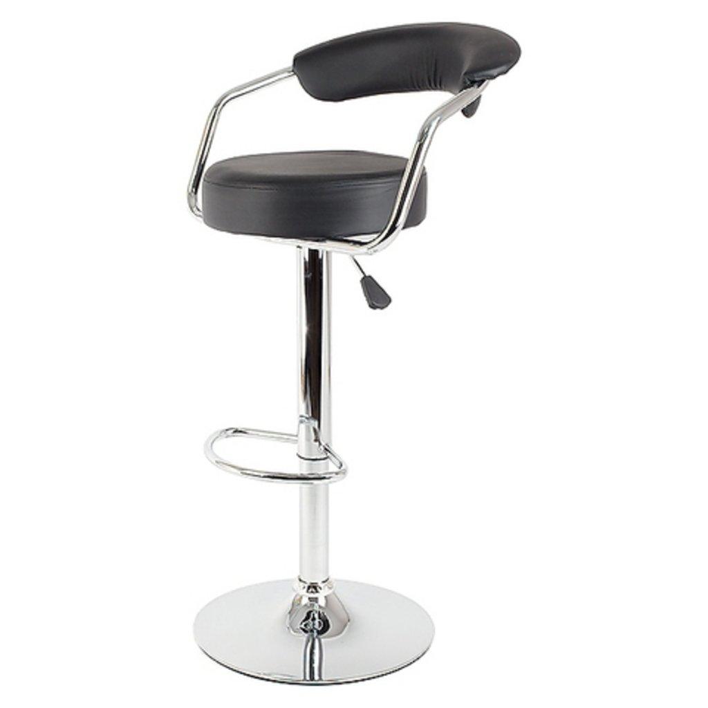 Стулья барные.: Барный стул Orion (хром) в АРТ-МЕБЕЛЬ НН