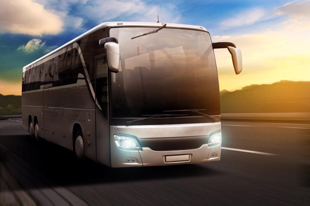 Заказ автобусов: Аренда автобуса в Автобусы на заказ