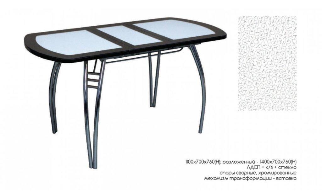 Столы обеденные: Стол обеденный Ажур-2 в Уютный дом
