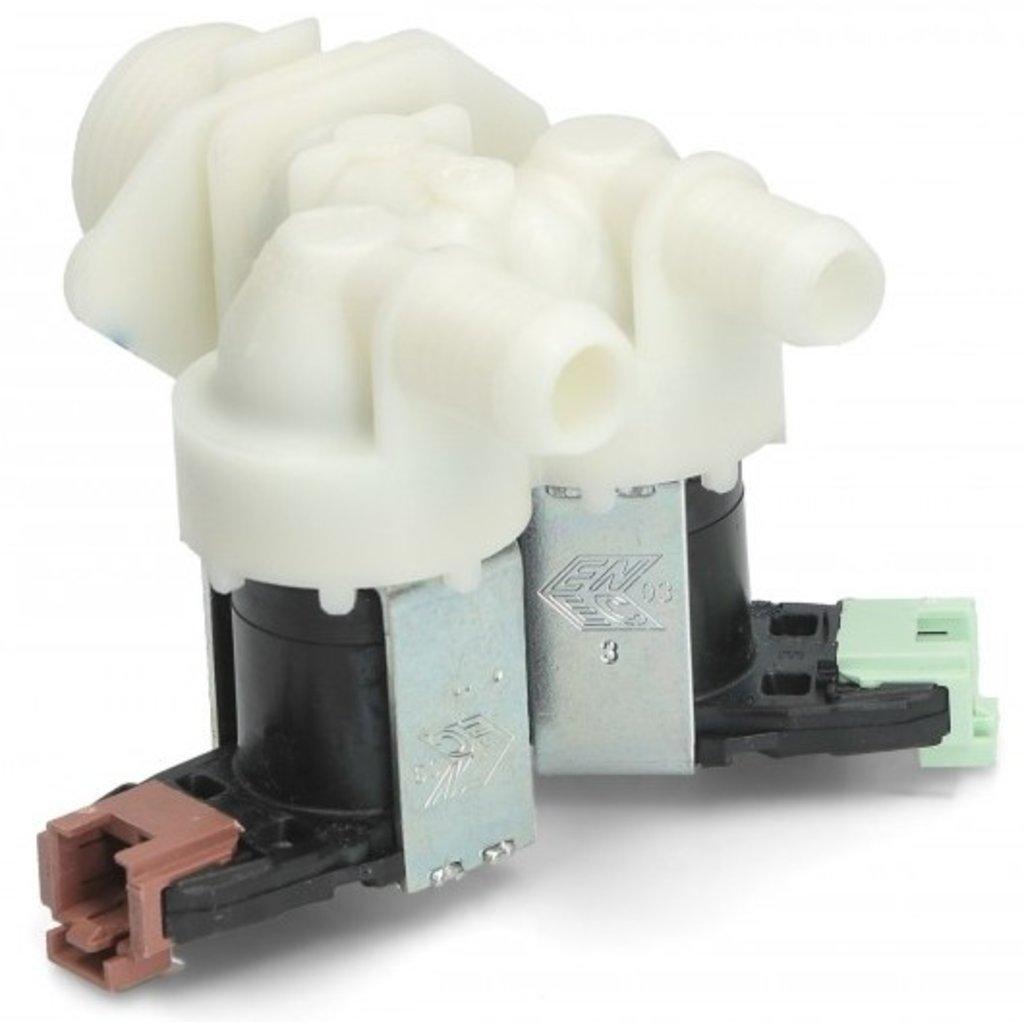 Клапана электрические наливные (КЭН): Электроклапан (клапан наливной электромагнитный - КЭН) 2Wx180 для стиральных машин Electrolux (Элестролюкс), Zanussi (Занусси), AEG (АЕГ) D=14мм/D=12мм-1325186110, 132518710, зам. VAL029ZN, 62ZN210, VAL022ZN в АНС ПРОЕКТ, ООО, Сервисный центр