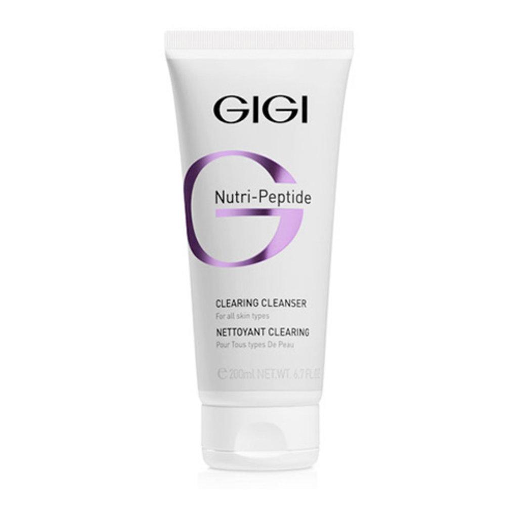Очищение: Пептидный очищающий гель/ Nutri-Peptide Clearing Cleanser GiGi в Косметичка, интернет-магазин профессиональной косметики