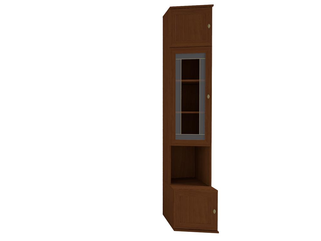 Шкафы, общие: Шкаф МЦН 4 Милана в Стильная мебель
