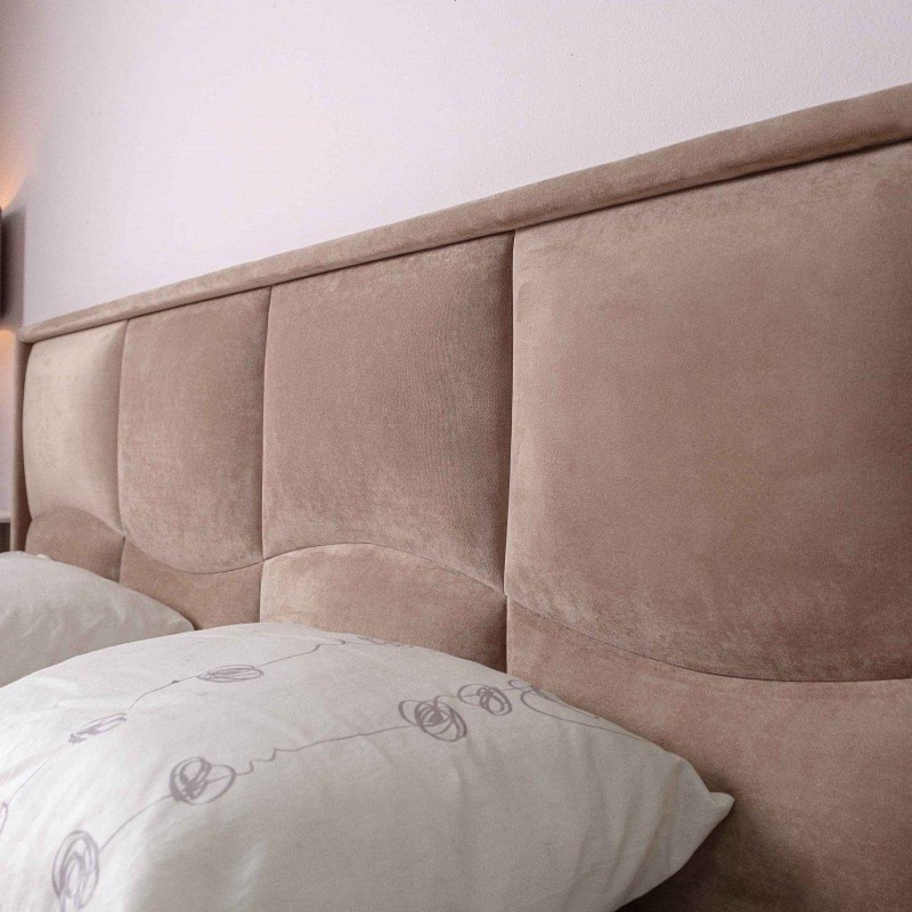 Кровати: Кровать Люкс Brownie 306 (1800, мех. подъема) в Стильная мебель