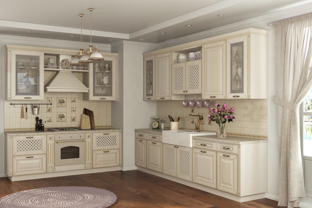 Кухни: Кухня Глазго в Стильная мебель