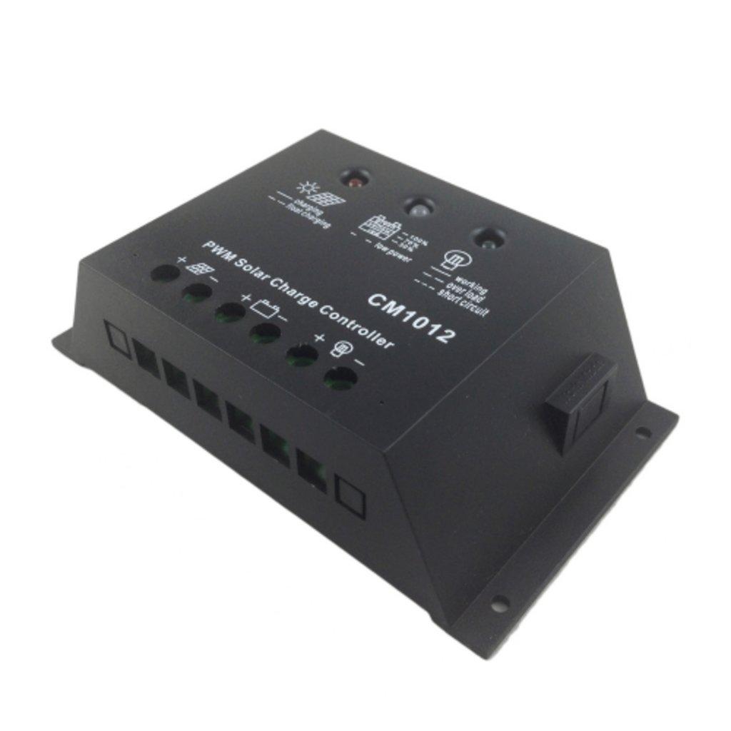 ШИМ контроллеры: Контроллер заряда JUTA CM1012 в Горизонт