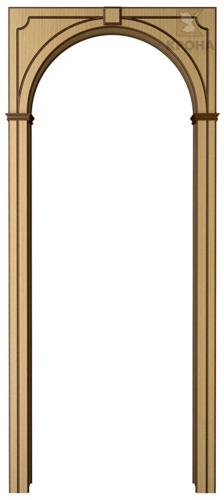 Межкомнатные арки: АРКИ из натурального шпона в Двери в Тюмени, межкомнатные двери, входные двери