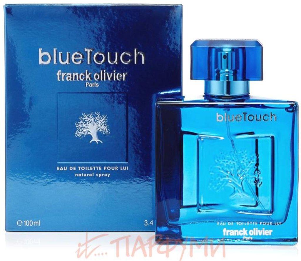 Для мужчин: Franck Olivier Blue Touch edt м 50   100 ml в Элит-парфюм