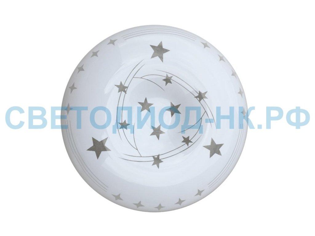 Декоративные светильники: Светильник светодиодный серии DECO 21Вт 230В 4000К 1400лм 350мм СОЗВЕЗДИЕ IN HOME в СВЕТОВОД