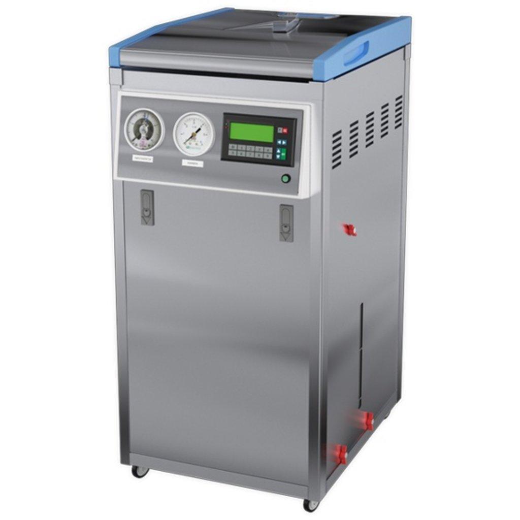 Стерилизаторы паровые: Стерилизатор паровой ТЗМОИ ВК-75-01 в Техномед, ООО