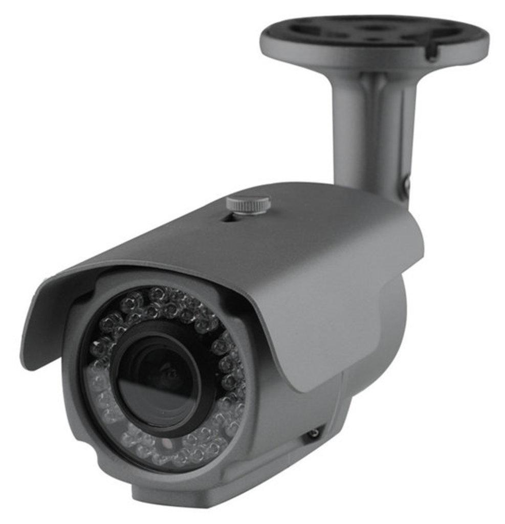 Аналоговые видеокамеры (AHD): Видеокамера MicroVision MV-H2084B в Микровидео