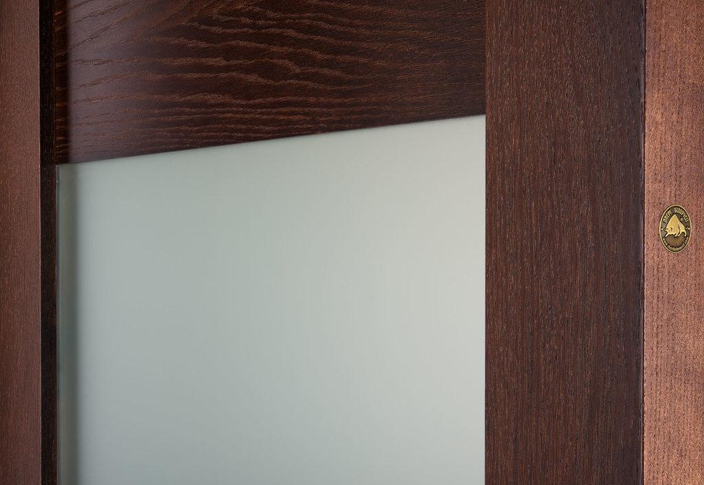 Двери Белоруссии  шпонированые: Гамбург (бруно) в STEKLOMASTER